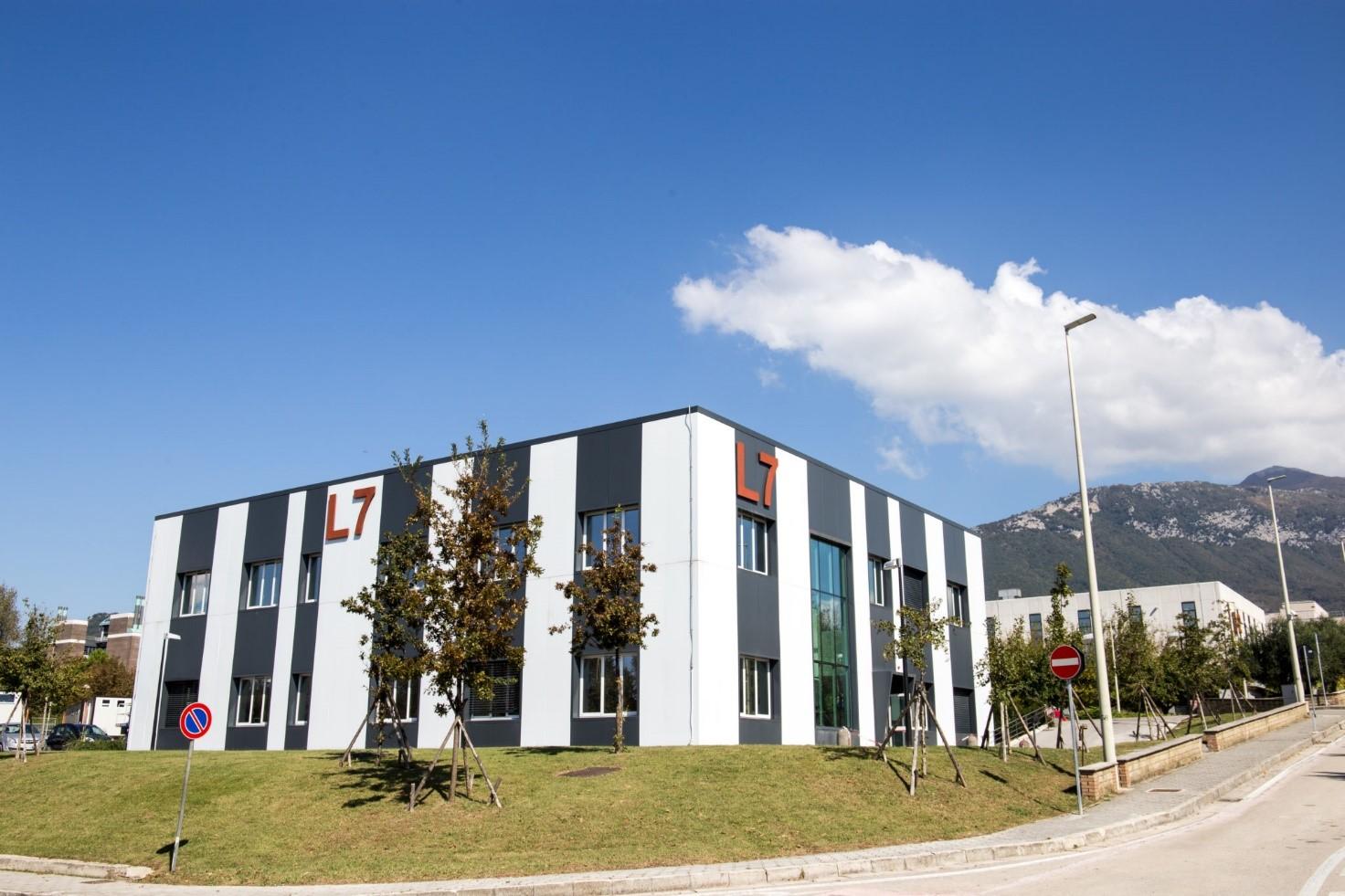 La nuova sede ePowerIng nel Campus dell'Università di Salerno